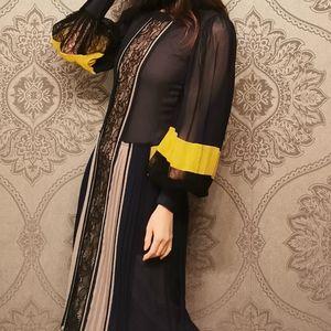 Dresses & Skirts - BCBG MaxAzria RUNWAY silk dress
